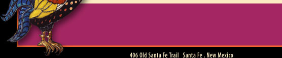 406 Old Santa Fe Trail, Santa Fe, New Mexico