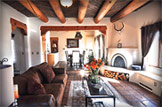 The Historic Pink Adobe Apartment on airbnb